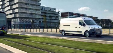 Renault MASTER Z.E. elektrischer Transporter