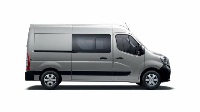Renault MASTER - Doppelkabine