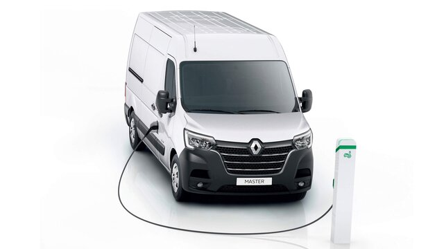 Renault MASTER Z.E. - elektrischer Transporter