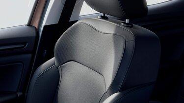 Die Comfortsitze des Renault Megane Grandtour Plug-in Hybrid
