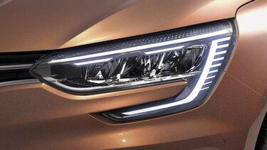 Scheinwerfer mit LED-Tagfahrlicht Renault Megane Grandtour