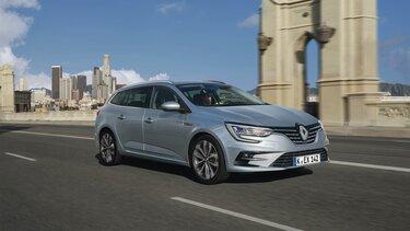Der neue Renault MEGANE Grandtour Dieselmotor