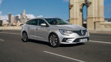 Der neue Renault MEGANE Grandtour Außendesign