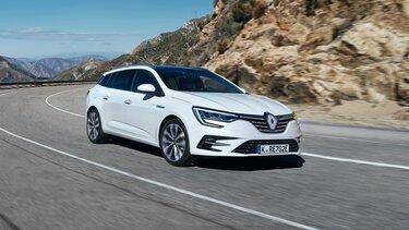 Renault MEGANE Grandtour wiederaufladbarer Hybrid