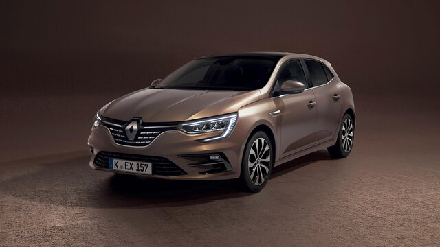Die neue Kompaktlimousine Renault MEGANE