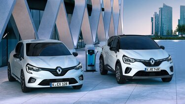 Renault Hybrid Modelle