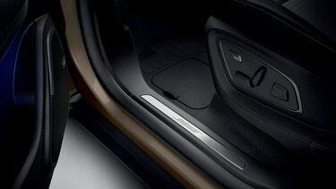 Renault SCENIC Zubehör - Beleuchtete Einstiegsleiste