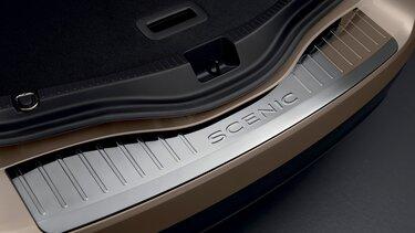 Renault Scénic Zubehör - Ladekantenschutz