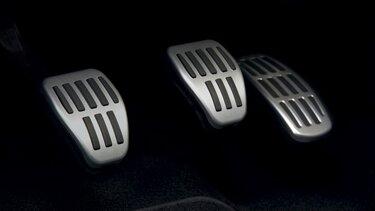 Renault Scénic Zubehör - Aluminium Sportpedal