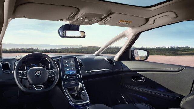 Renault Scenic Innenraum
