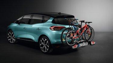 Renault Scénic Zubehör - Tablethalter
