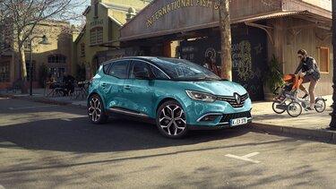 Renault SCENIC Außendesign