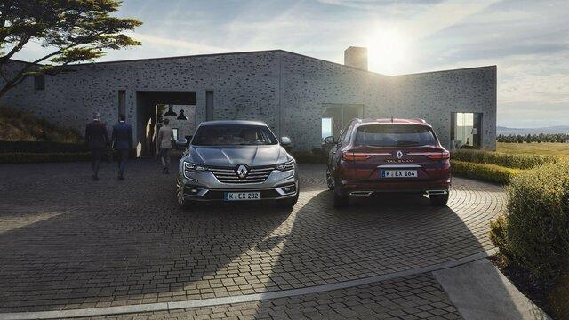 Renault TALISMAN Limousine