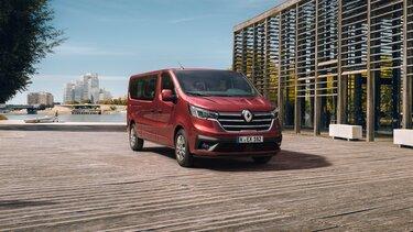 Der neue Renault Trafic Combi - technische Daten