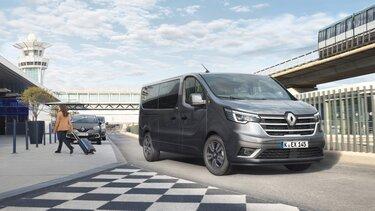 Der neue Renault TRAFIC SpaceClass