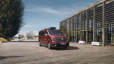 Trafic Combi - Außendesign - Renault