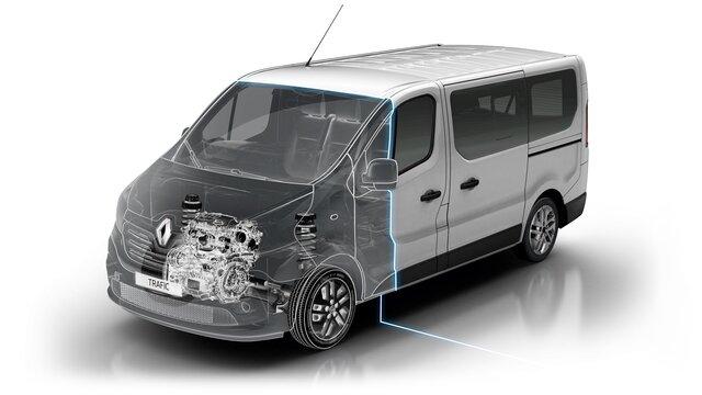 Der neue TRAFIC– neuer Dieselmotor