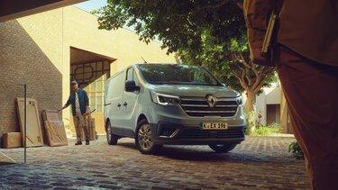 Der neue Renault Trafic– Außendesign