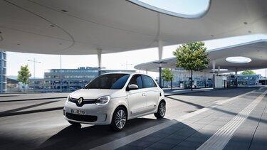 Renault Twingo Electric auf der Straße