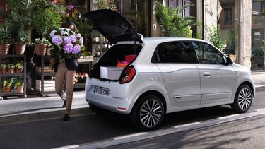 Twingo Electric Außendesign