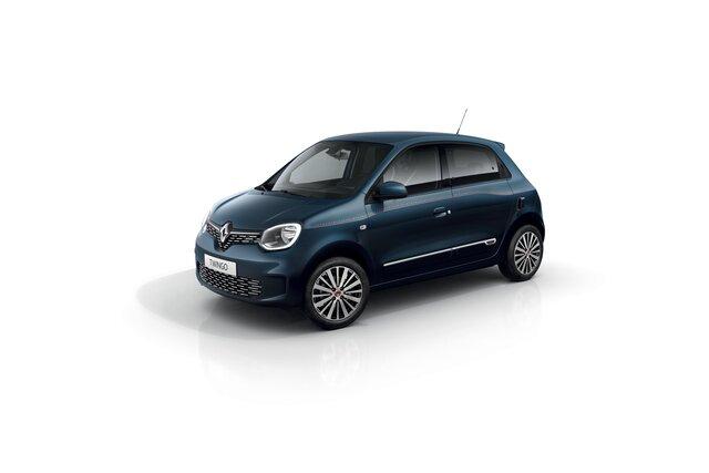 Renault TWINGO Le Coq Sportif Seitenansicht