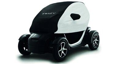 Renault Twizy Zubehör