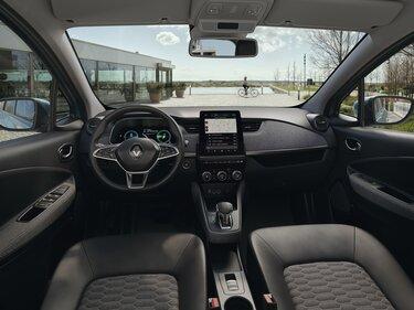 Interior vom Renault ZOE
