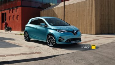 Renault ZOE E-Tech - Elektrisches Stadtfahrzeug