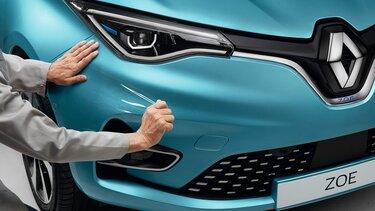 Renault ZOE Schutzfolie