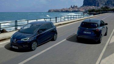 ZOE E-Tech Riviera Außendesign