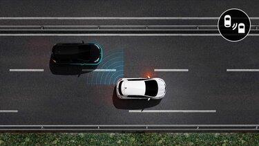Die Fahrerassistenzsysteme im ZOE