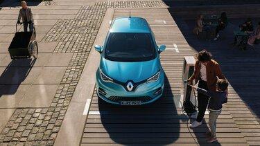 Renault ZOE E-Tech  - Mehr Reichweite, weniger Ladezeit