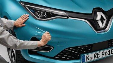 Renault ZOE E-Tech Schutzfolie