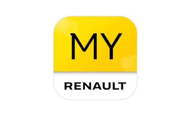 My  Renault logo