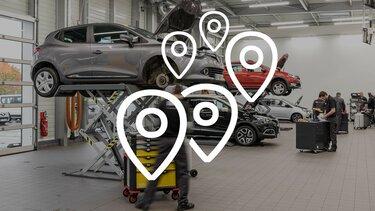 Renault værksteder