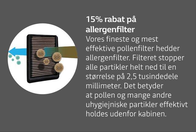 Renault allergenfilter