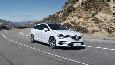 Renault MEGANE ST Plug-in hybrid tilbud