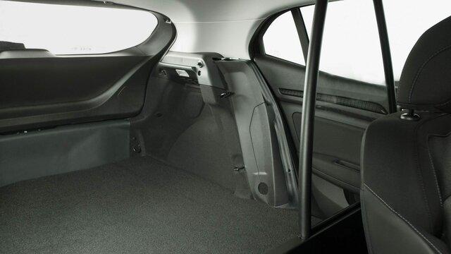 Renault Megane bagagerum