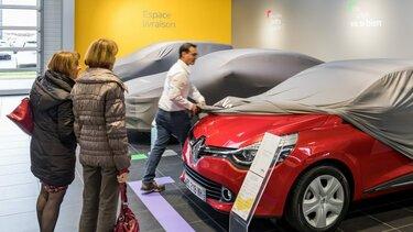 Renault showrooms