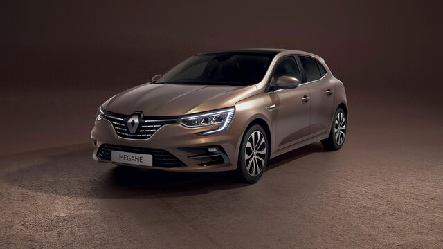 Ny Renault MEGANE
