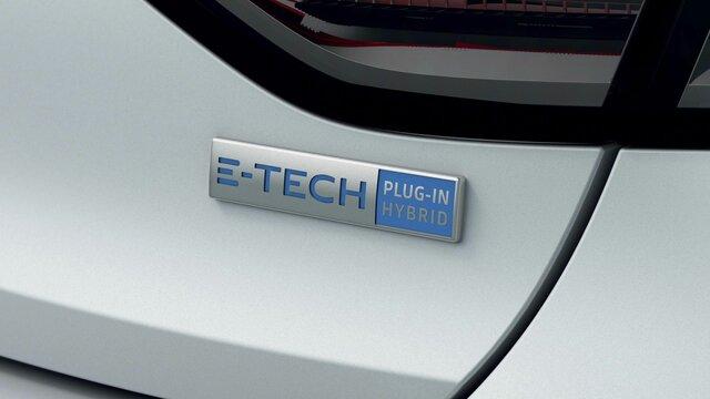 Ny MEGANE -  E-TECH Plug-in hybrid