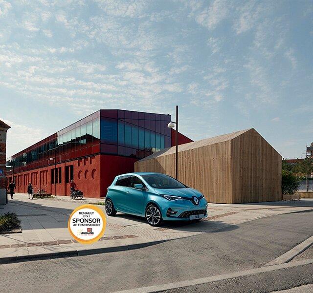 Renault ZOE lego