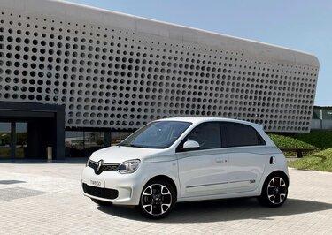 Renault TWINGO udvendigt