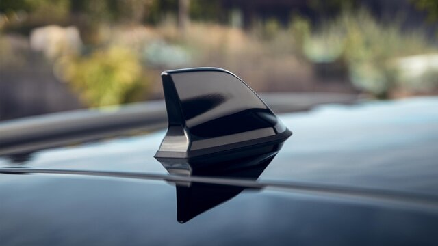 Renault CLIO antenne requin