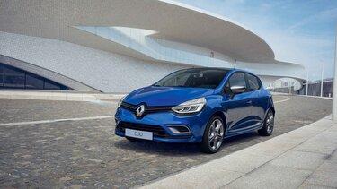 Renault CLIO - الجهة الأمامية