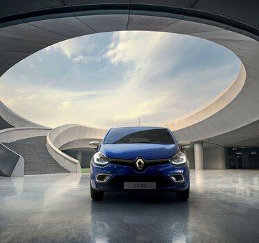 CLIO - التصميم الخارجي