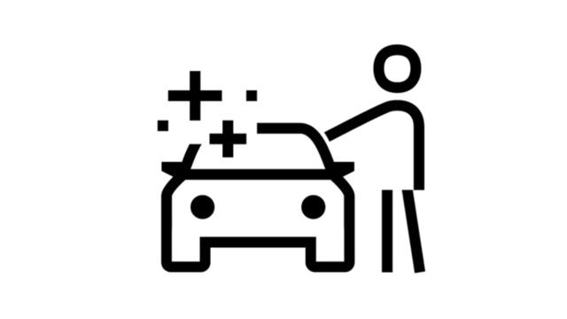 تعقيم السيارات