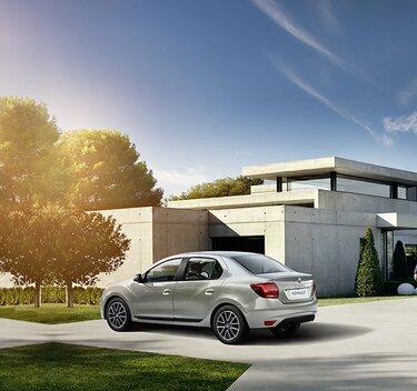 Renault SYMBOL - التصميم الخارجي