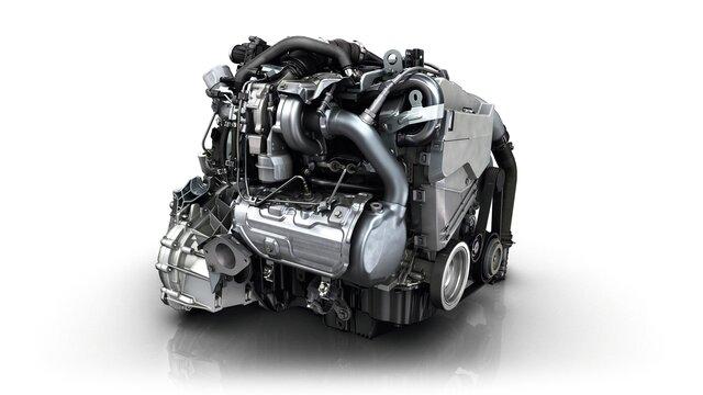 Renault MASTER moteur