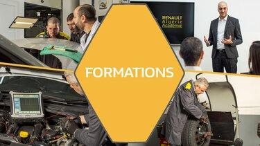 Renault Académie formations